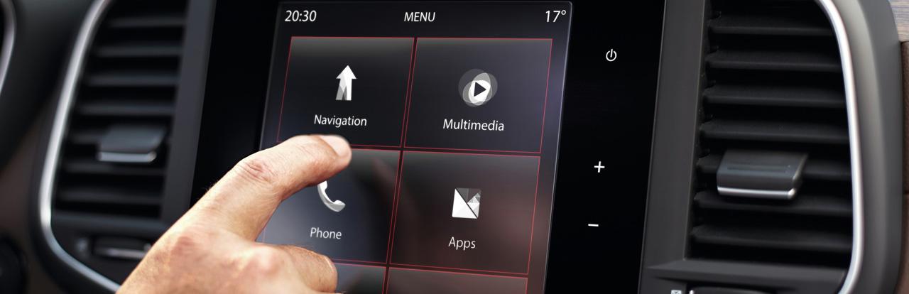 Descubrir equipos multimedia
