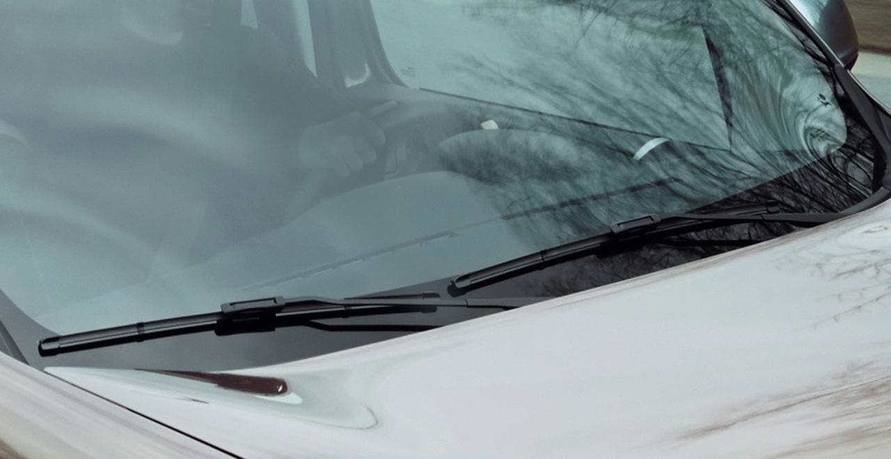 Cuide de su vehículo (limpiaparabrisas)