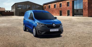 Nuevo Renault Express