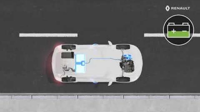E-TECH PLUG-IN HYBRID - Caja de velocidades automática multimodo E-TECH