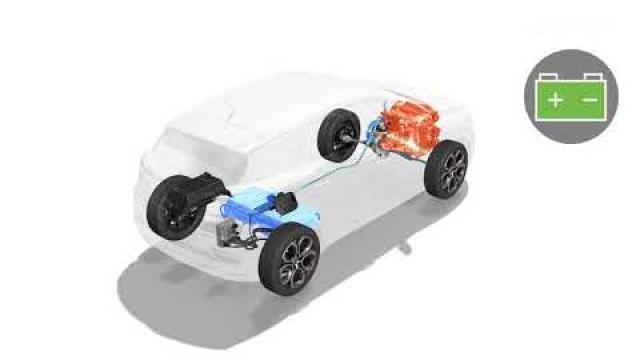 E-TECH PLUG-IN HYBRID - Modos de conducción Pure, My Sense, Sport