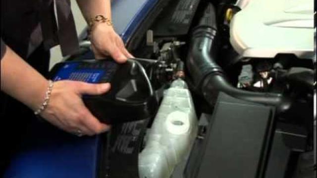 CLIO : Nivel del líquido de refrigeración