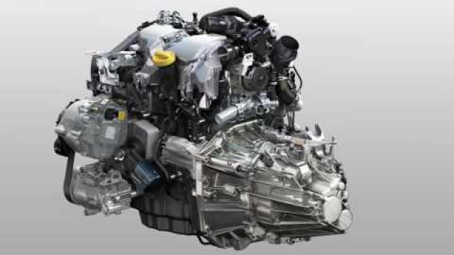 MOTORES Y CAJAS DE VELOCIDADES : MOTOR ENERGY DCI 110 HYBRID ASSIST